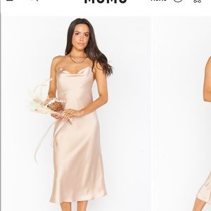 Verona Cowl Dress